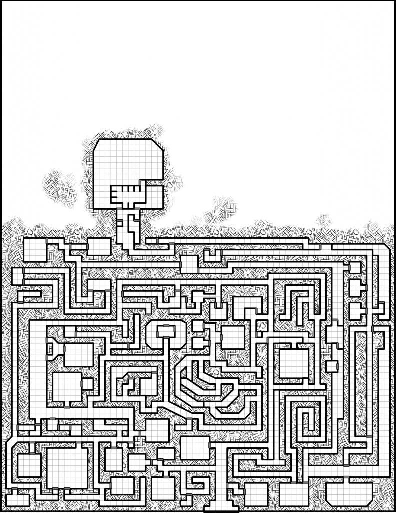 Dungeon_a_Day_9_Vosslers_Labyrinth